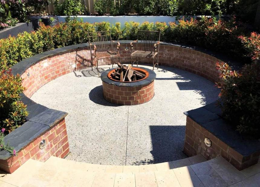 Outdoor Fire Pits Perth | City Limits Landscapes