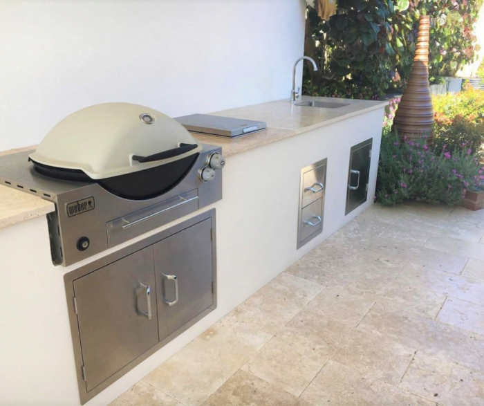 Outdoor Kitchens Perth City Limits, Weatherproof Outdoor Kitchen Cabinets Perth
